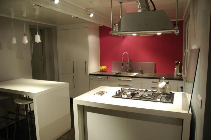 credence cuisine framboise