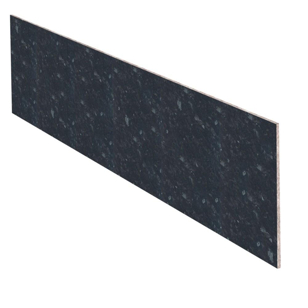 credence cuisine granit noir