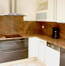 credence cuisine granite