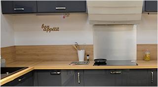 Credence cuisine hauteur 20 cm - Comment poser une credence de cuisine ...