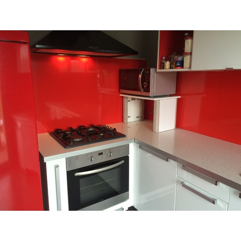 credence cuisine hauteur 75