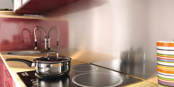 credence cuisine inox brico depot. Black Bedroom Furniture Sets. Home Design Ideas