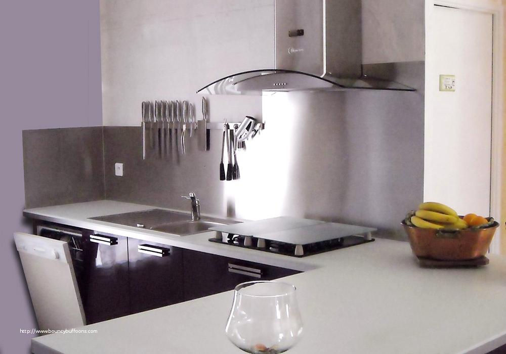 Credence cuisine inox ou alu - Credence cuisine inox ...