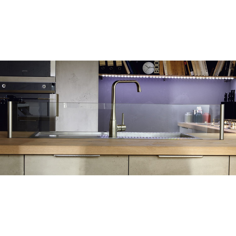 credence cuisine verre hauteur 20 cm