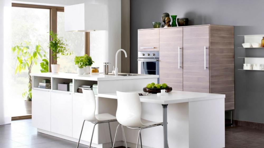 ilot cuisine hotte. Black Bedroom Furniture Sets. Home Design Ideas