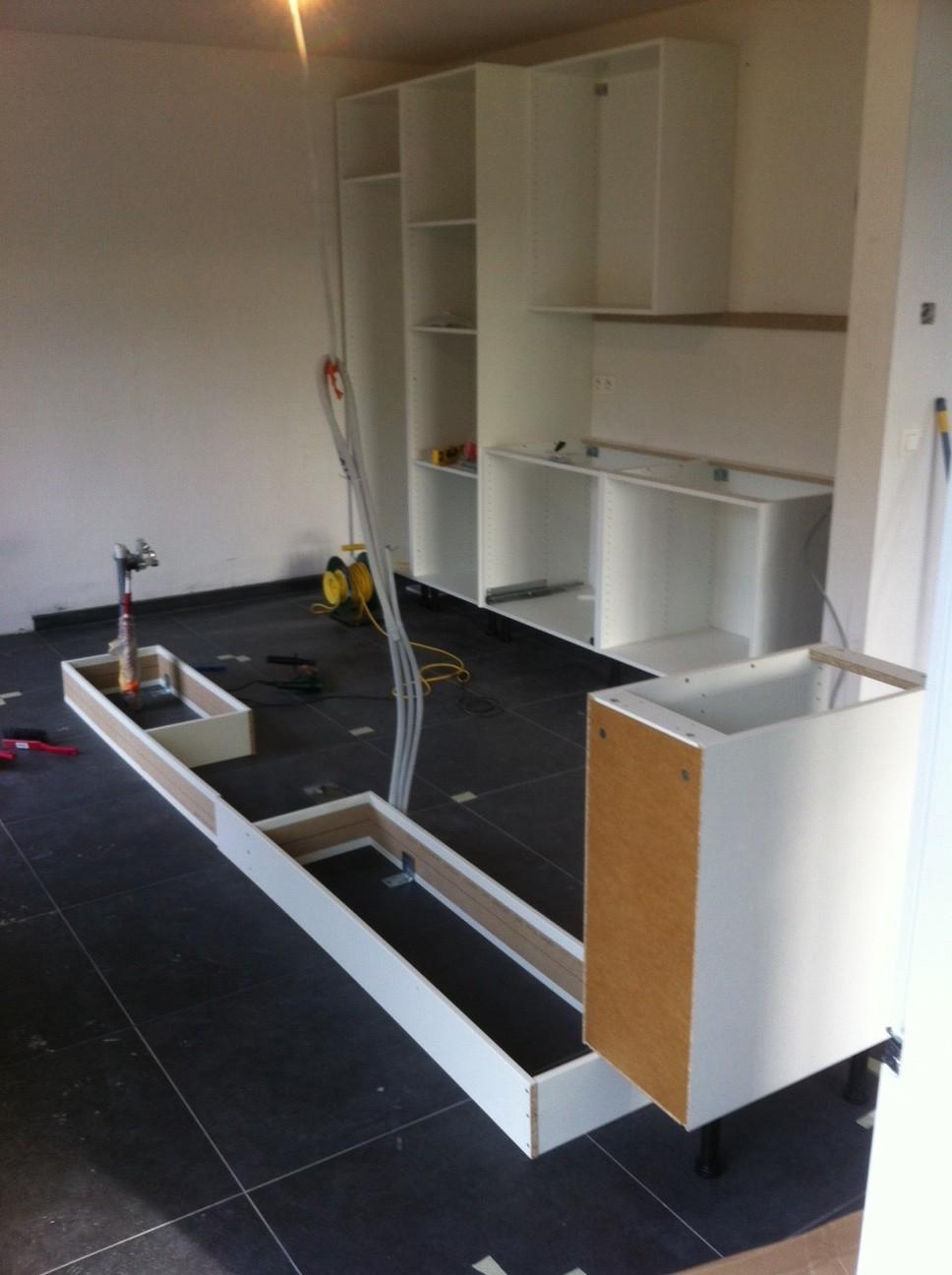 ilot cuisine ikea montage. Black Bedroom Furniture Sets. Home Design Ideas