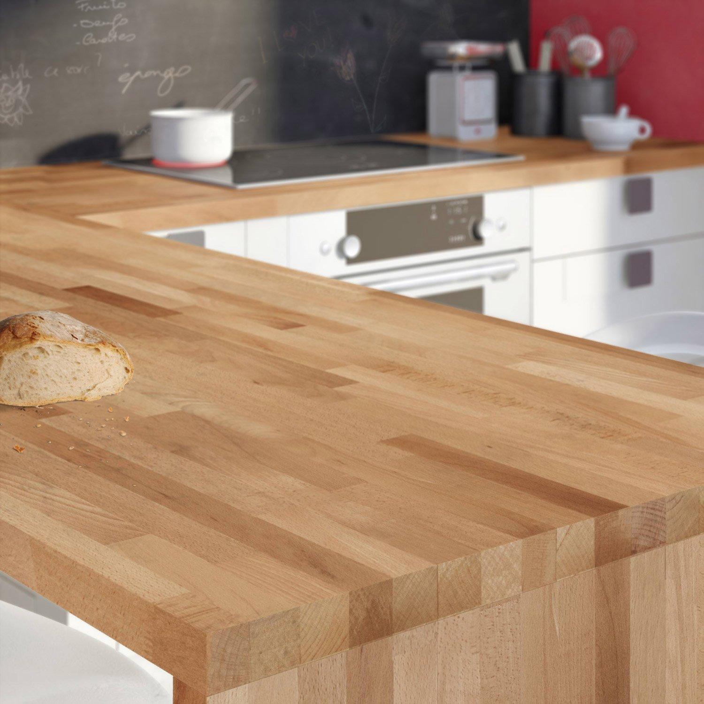 plan de travail cuisine 200 cm