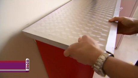 plan de travail cuisine a faire soi meme. Black Bedroom Furniture Sets. Home Design Ideas