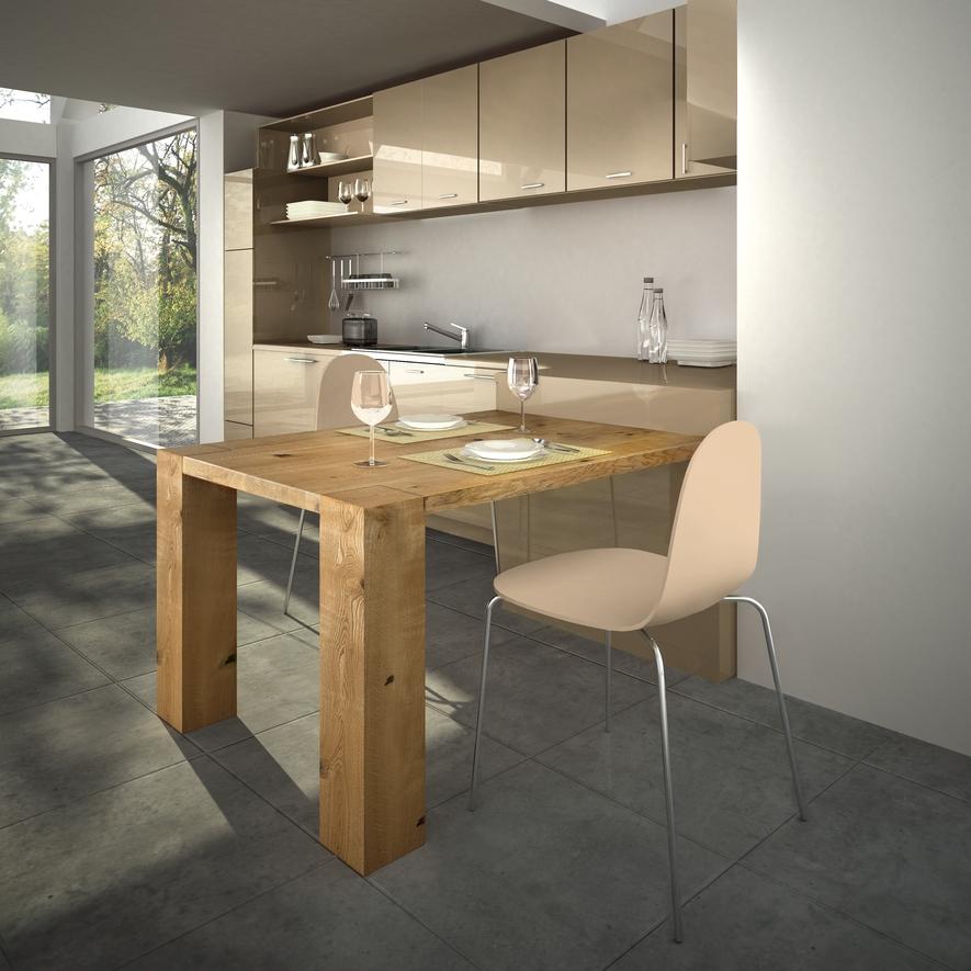 plan de travail cuisine et table