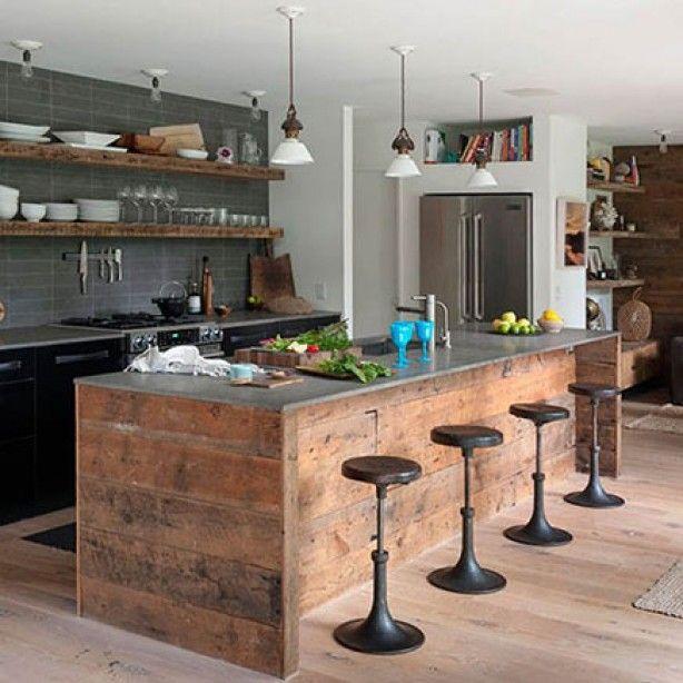 plan de travail cuisine fait maison