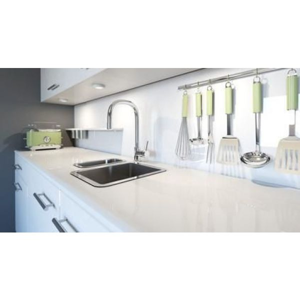 plan de travail cuisine habitat