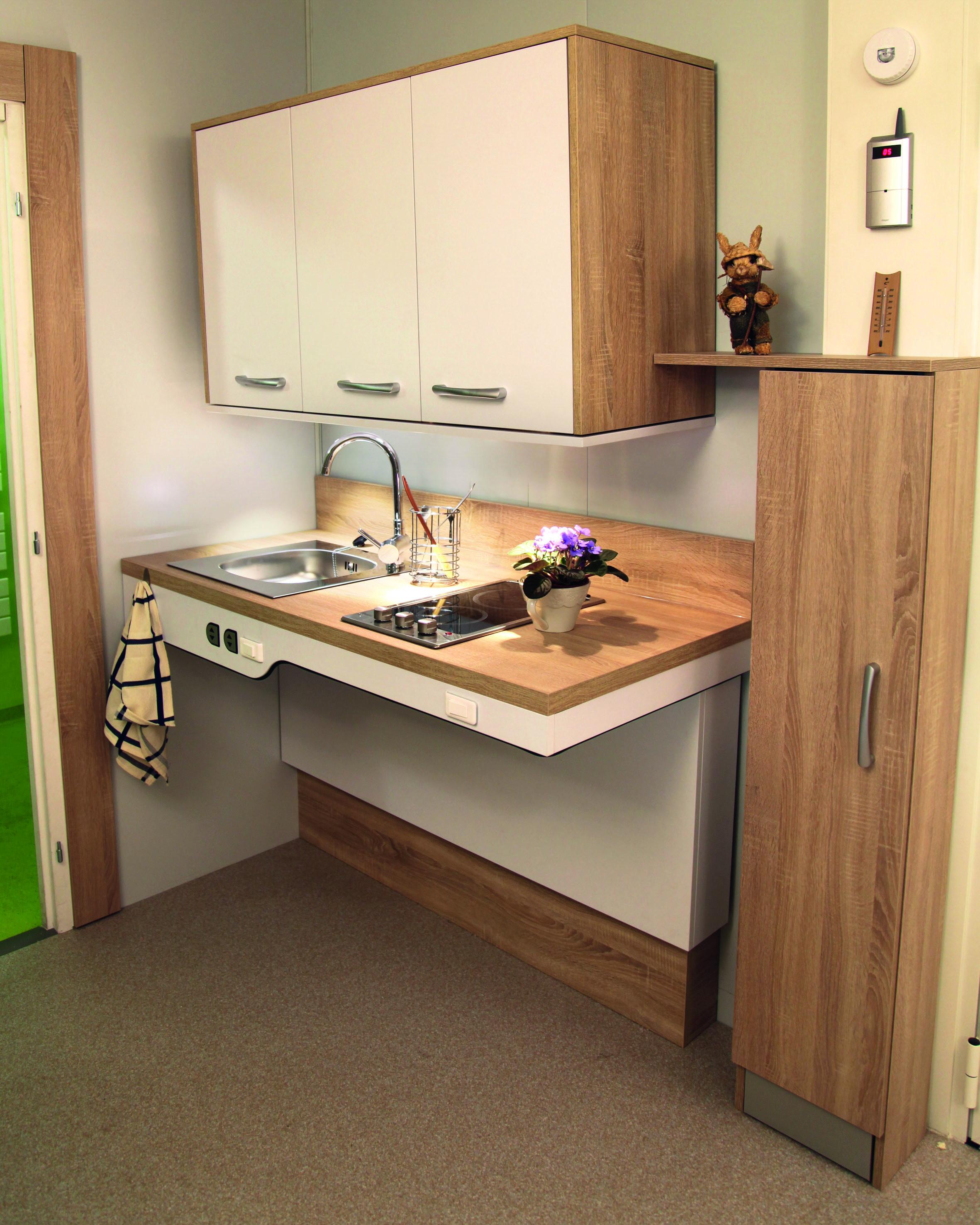 Plan de travail cuisine hauteur variable Hauteur evier cuisine