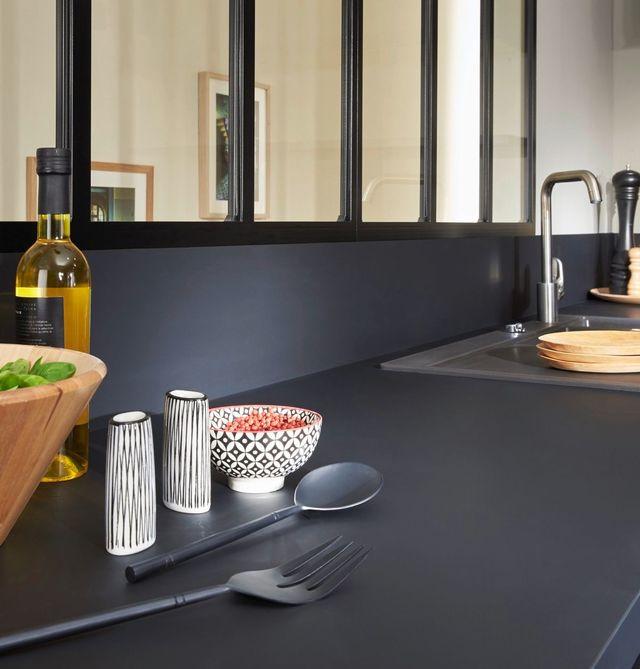 plan de travail cuisine largeur 65 cm