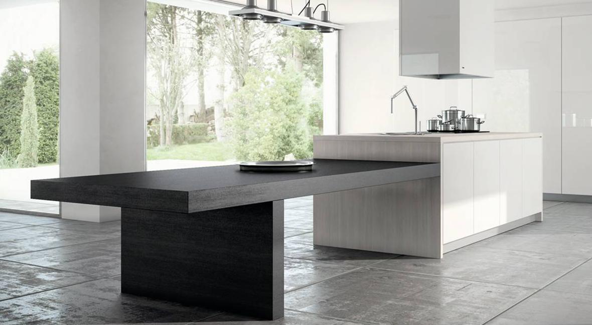 plan de travail cuisine sur mesure stratifie. Black Bedroom Furniture Sets. Home Design Ideas