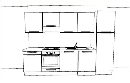 plan de travail cuisine ubaldi
