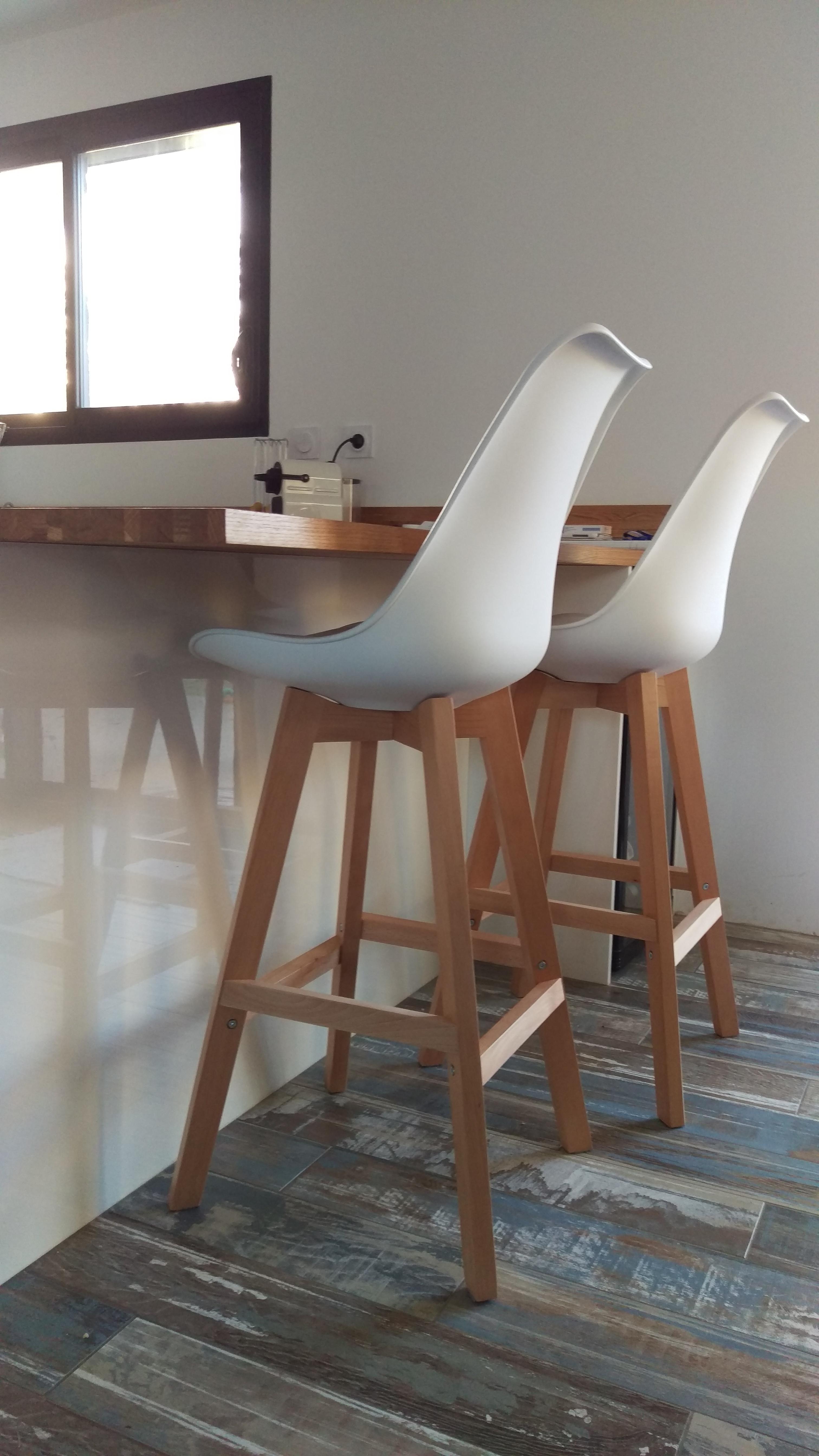 tabouret cuisine design italien. Black Bedroom Furniture Sets. Home Design Ideas