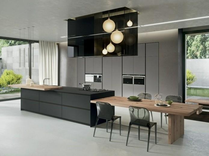 ilot cuisine design