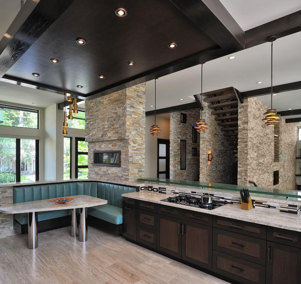 ilot cuisine espace