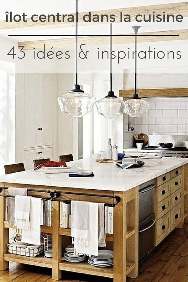 ilot cuisine idee