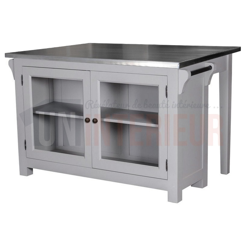 ilot cuisine zinc