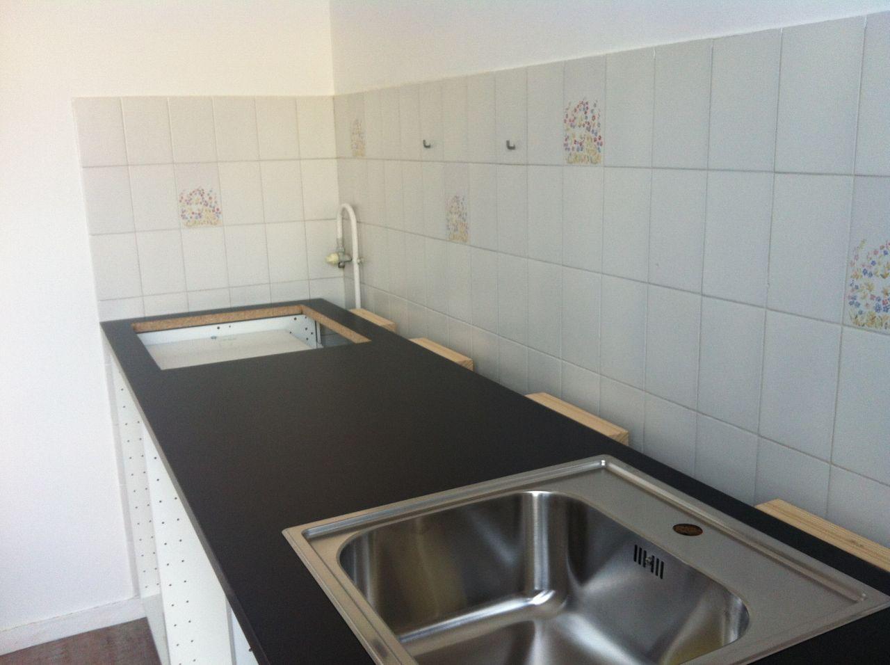 plan de travail cuisine 70 cm