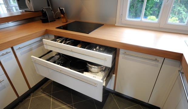Plan de travail cuisine 80 mm - Dimensions plan de travail cuisine ...