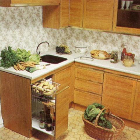 plan de travail cuisine en kit