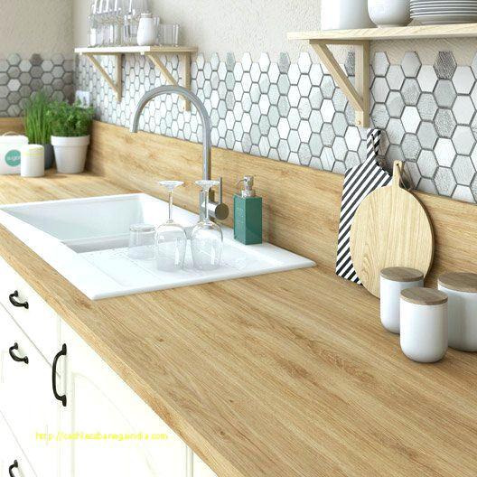 plan de travail cuisine largeur 70