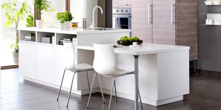 Plan de travail cuisine quartz ikea - Dimensions plan de travail cuisine ...