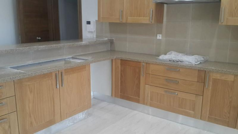 plan de travail cuisine quartz tunisie