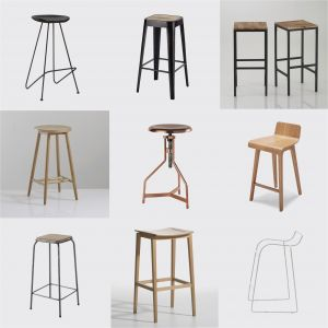 tabouret cuisine ouedkniss